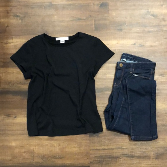 French Connection Tops - French connection medium short sleeve shirt